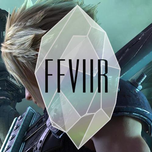 Final Fantasy Vii Remake Final Fantasy Dojo