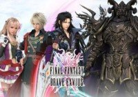 Final Fantasy Brave Exvius – TV- Werbung kündigt Cloud an