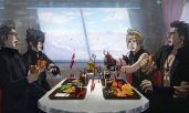 Final Fantasy 15 Anime Serie Brotherhood Final Fantasy XV vorgestellt
