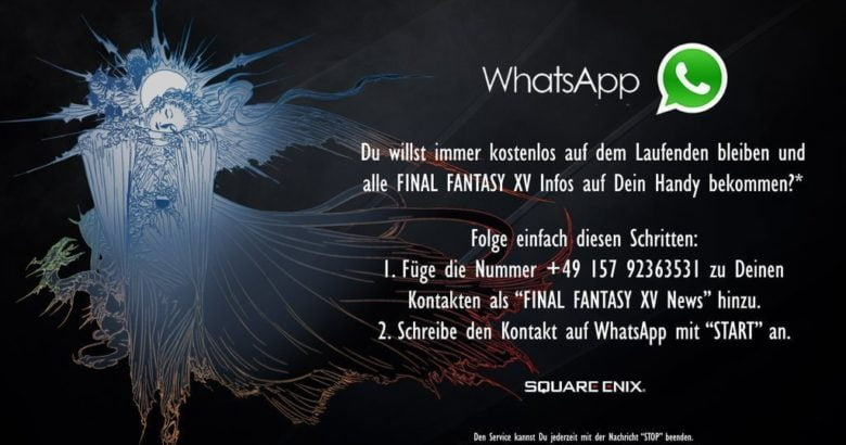 Square Enix Telefonnummer