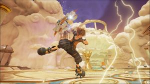"Soras ""Guard-Form"""