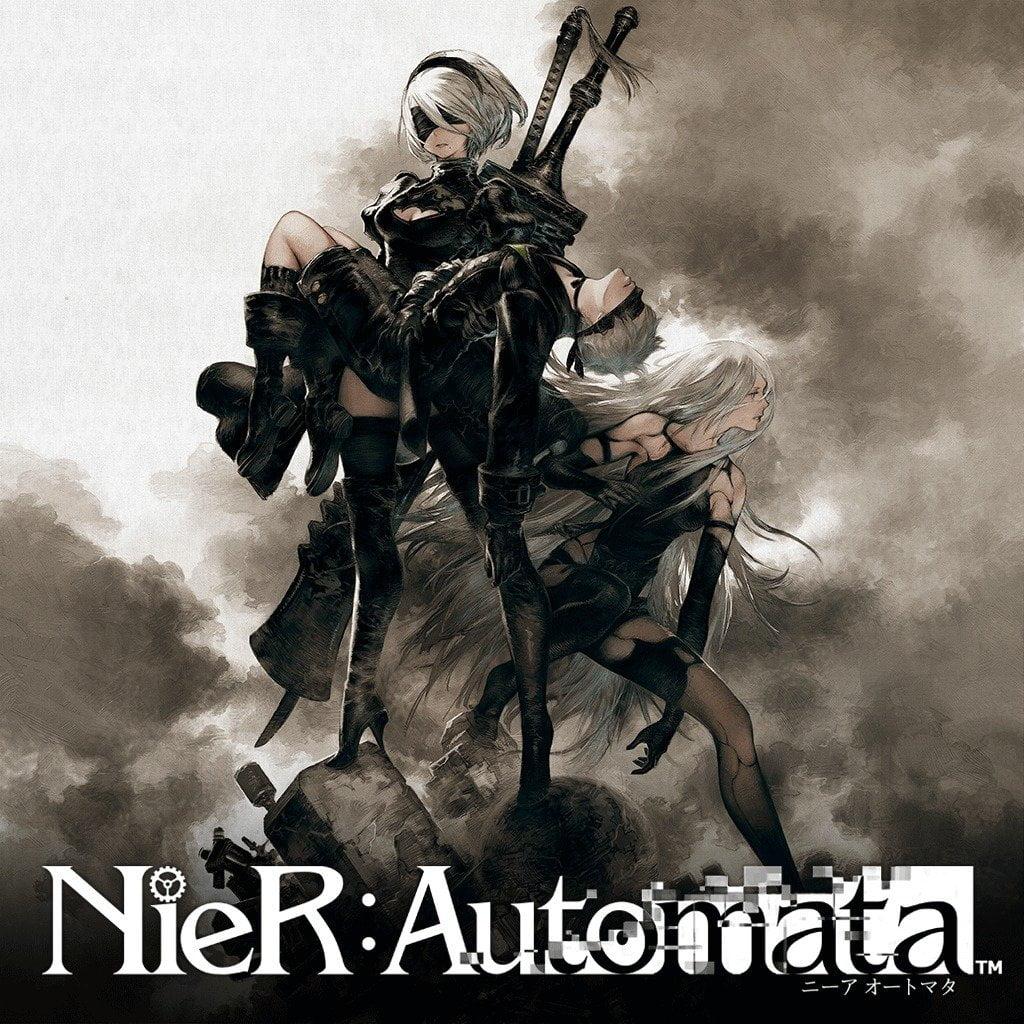 NieR Automata Cover Fr Japan Und Vorbesteller Boni Fr