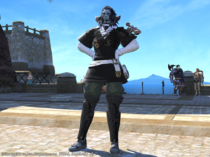 Thancred-Kostüm