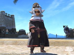 Urianger-Kostüm