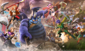 Dragon Quest Heroes II erscheint am 28. April 2017 in Europa