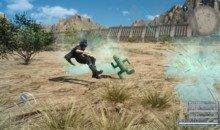 Final Fantasy XV Zeitaufträge 1: Kaktor