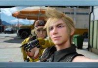 Hajime Tabata erklärt, warum Prompto in Final Fantasy XV zum Photographen wurde