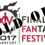 Tickets für das Final Fantasy XIV Fan-Fest 2017 in Frankfurt sind ausverkauft