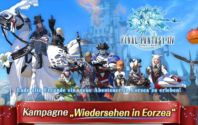 Final Fantasy XIV Kampagne Wiedersehen in Eorzea ist gestartet