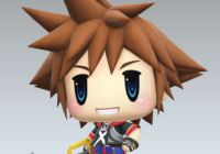 Sora aus Kingdom Hearts kommt bei uns als DLC nach World of Final Fantasy am 24. Januar