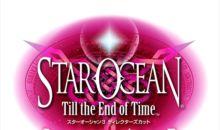Star Ocean: Till the End of Time für die Playstation 4