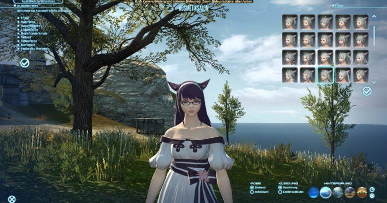 Ffxiv Kolumne Der Friseur Final Fantasy Dojo