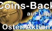 Brave Exvius: Erhaltet noch mehr Lapis mit der Amazon Coins Back Aktion für Ostern!