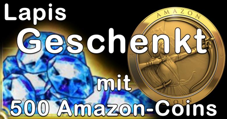 Amazon Coins Verschenken