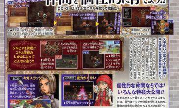 Dragon Quest XI: Neues System zum Erlernen von Fähigkeiten