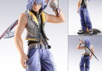 Aqua und Riku Kingdom Hearts Play Arts Kai Figuren erscheinen im Juli