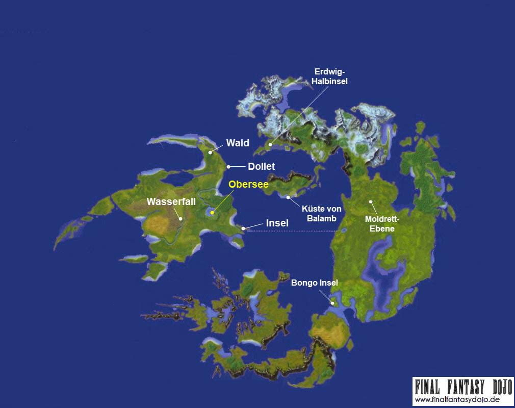 FFVIII: Das Rätsel vom Obersee | Final Fantasy Dojo