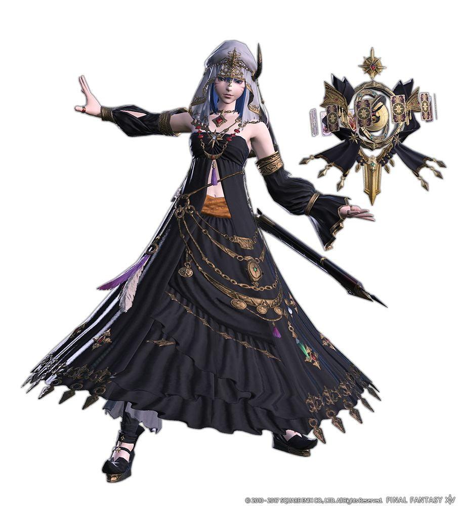 Final Fantasy XIV Stormblood Screenshots zur neuen Job ...