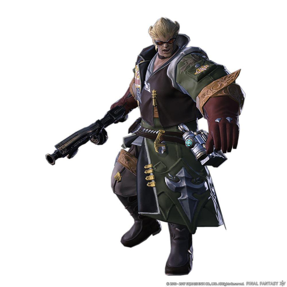 Final Fantasy XIV Stormblood Screenshots zur neuen Job