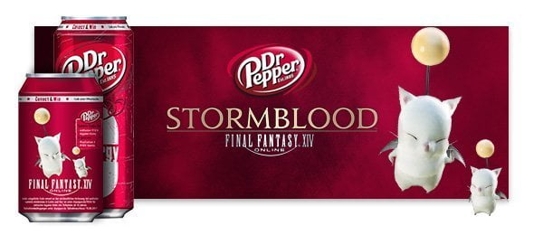 FFXIV: Dr Pepper verlängert Code-Aktion | Final Fantasy Dojo