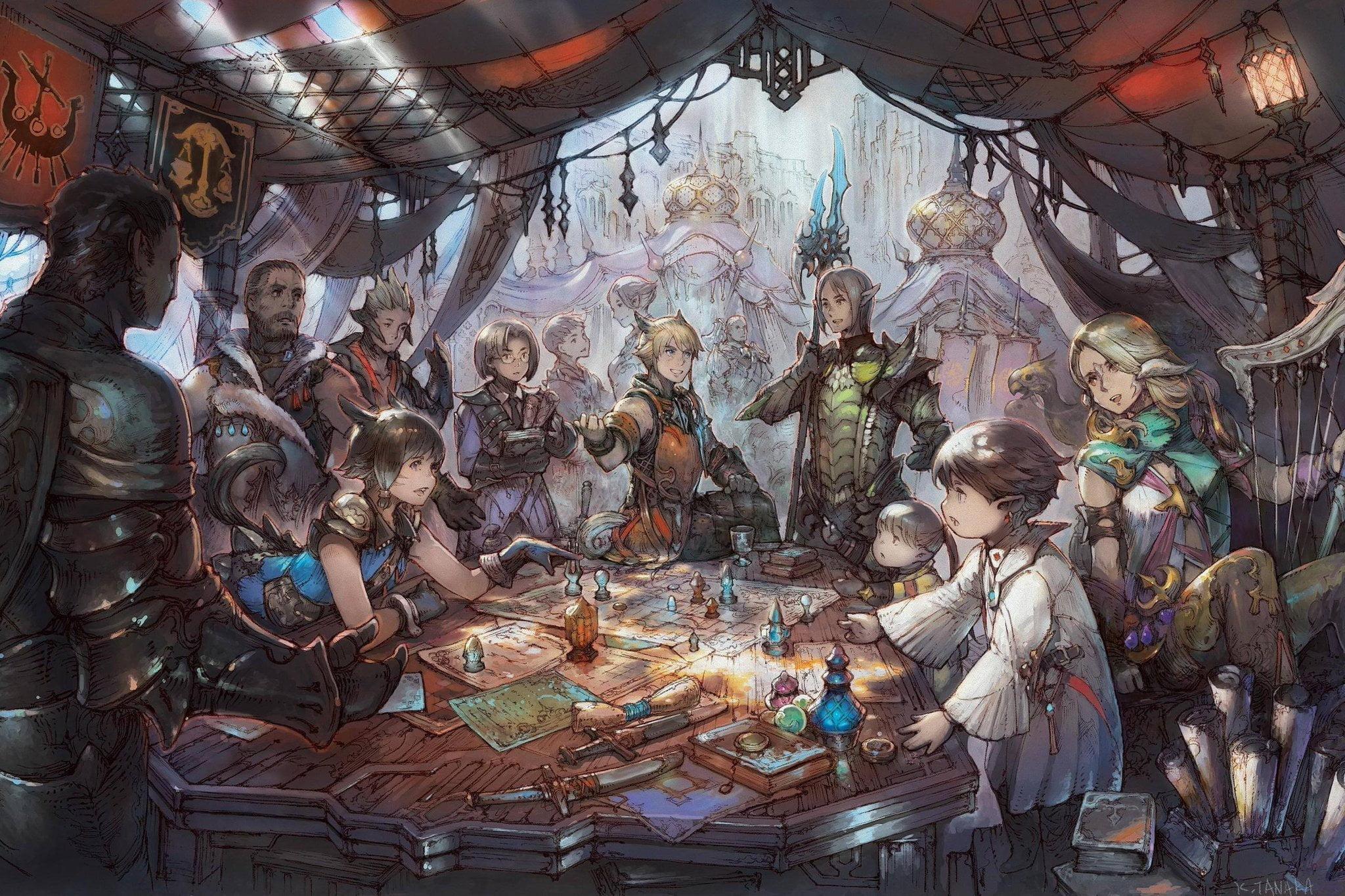 Final Fantasy Xiv Ein Guide Für Einsteiger Final Fantasy Dojo