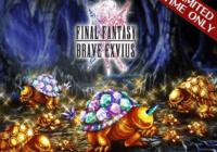 Brave Exvius: Höhle der Gilkröte am Wochenende wieder geöffnet.