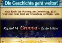 Brave Exvius: Kapitel VI Gronoa (Erste Hälfte)