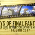 """Final Fantasy XIV: Ankündigung der """"14 Days of FFXIV"""" Challenge"""