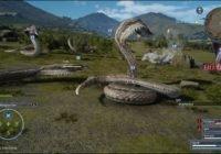 Final Fantasy XV: Zeitauftrag 20, Jagd 8.Mal