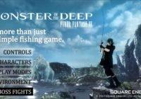 Monster of the Deep FFXV: Neue Bosse, Abschnitte und mehr