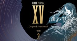 Final Fantasy XV OST Volume 2 Cover