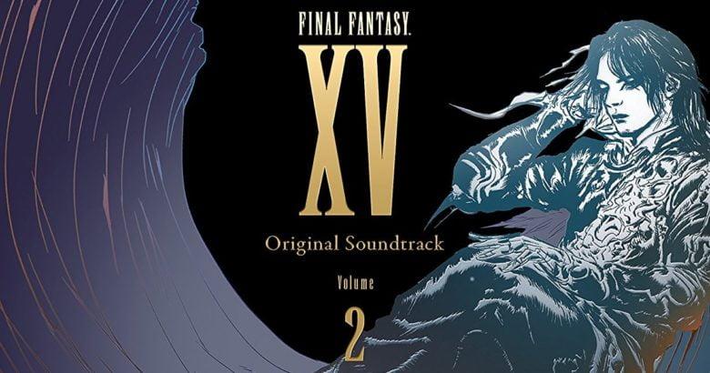 Final Fantasy XV OST Volume 2 Cover