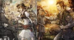 Project Octopath Traveler Tressa & Alyfn