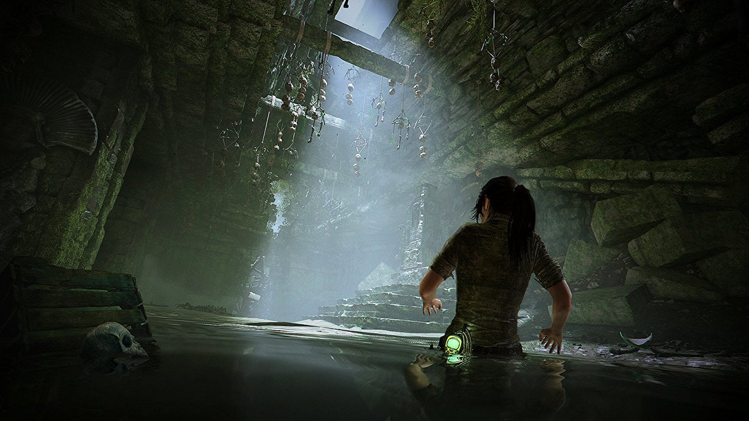 Shadow Of The Tomb Raider Guide Alle Krypten Im Video Final
