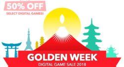 Square Enix Sale Golden Weeks