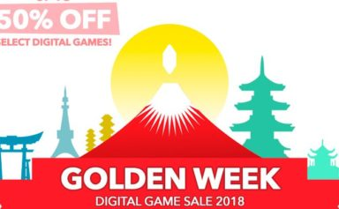 Square Enix Sale Golden Weeks