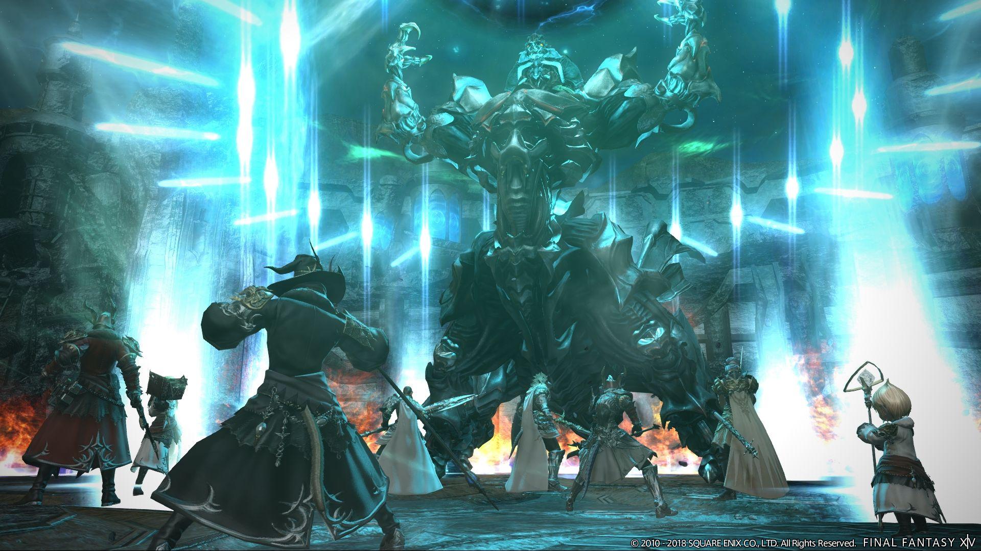 Neue Final Fantasy Xiv Screenshots Zu Patch 43 Zeigen Den Neuen