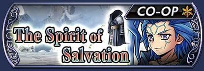 Event: The Spirit of Salvation