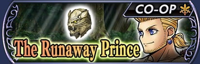 Event: The Runaway Prince