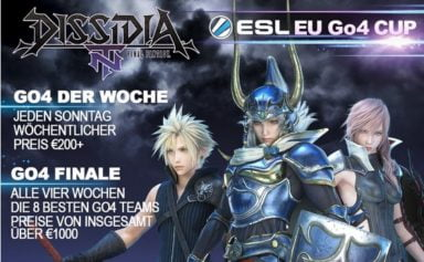 Dissida Final Fantasy Go4-Turniers