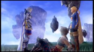 Final Fantasy Dissida NT - Ramza