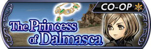 Ashe Dissida Final Fantasy Opera Omnia (DFFOO) Event Banner