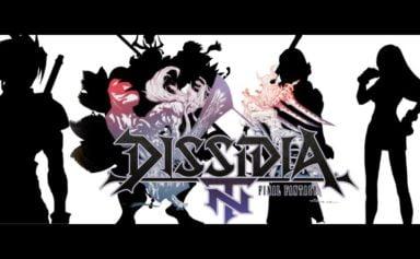 Dissida Final Fantasy NT DFFNT