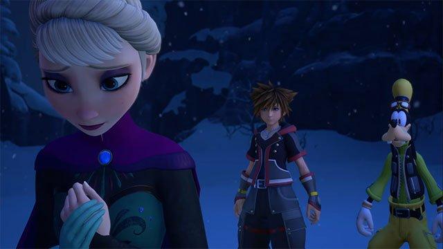 Kingdom Hearts Iii Manche Charaktere Werden Womöglich Für Immer