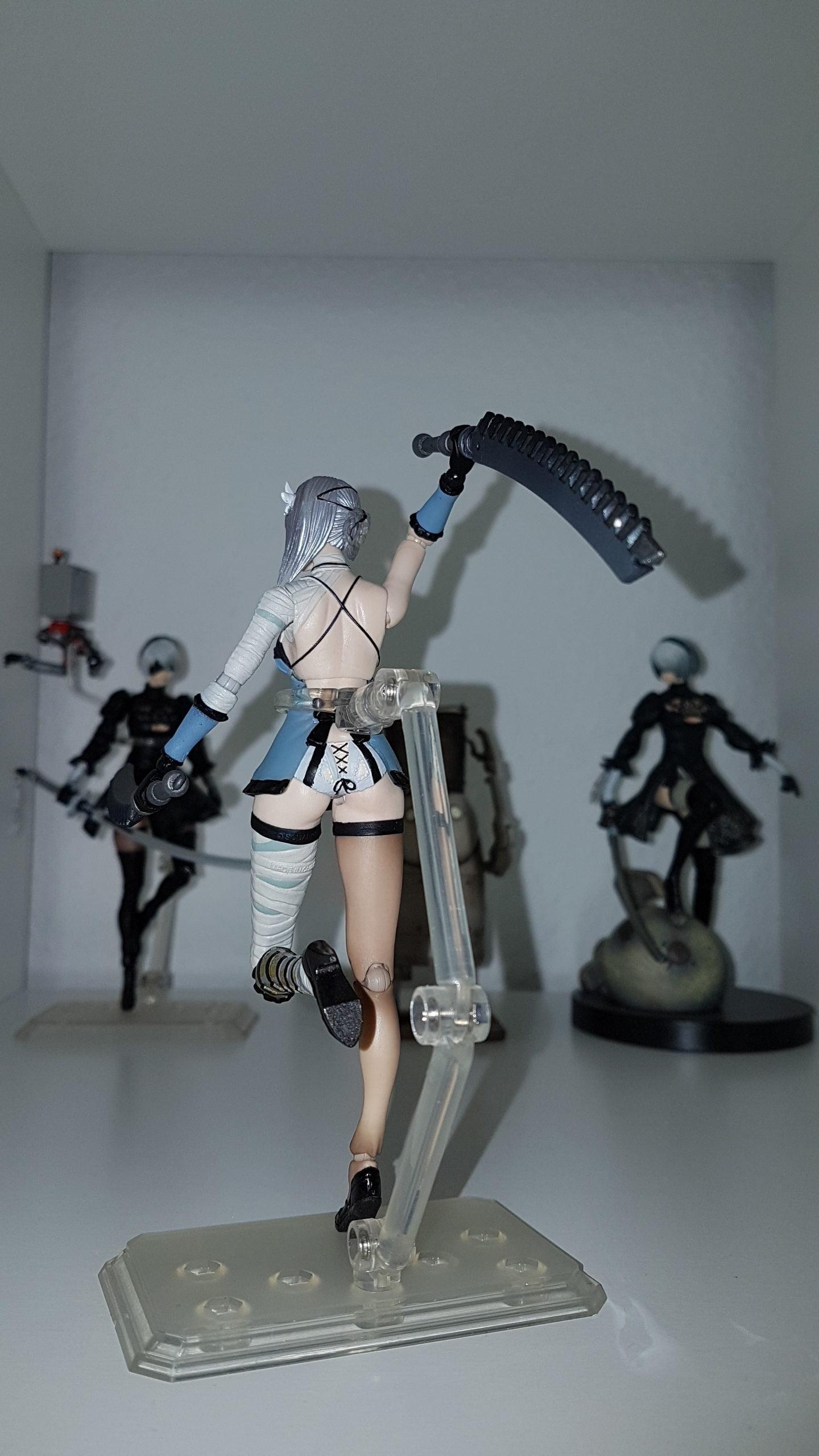 Unboxing: NieR Replicant/Gestalt Bing Arts - Kainé Figur | Final Fantasy Dojo