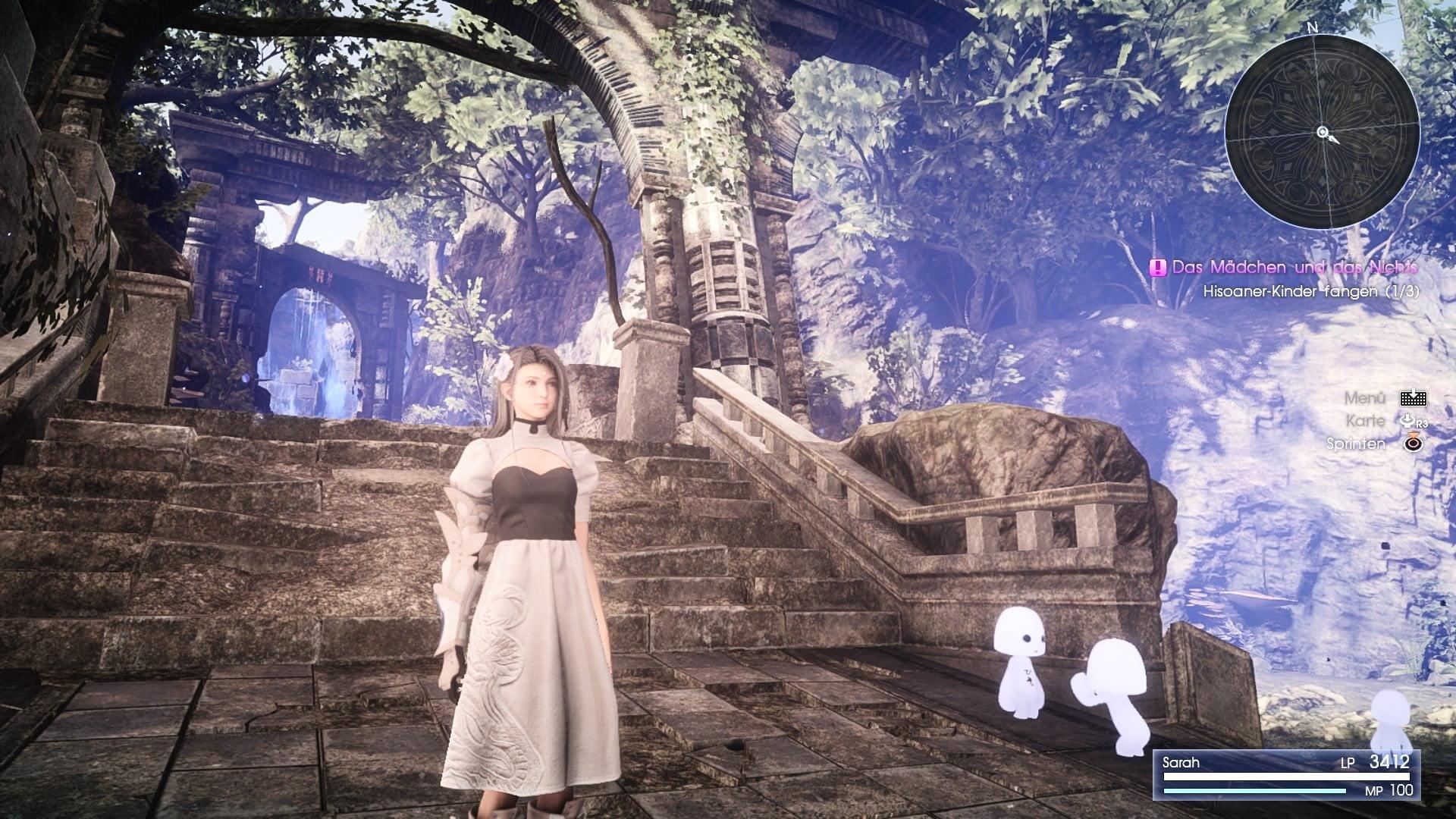 Final Fantasy 15 Alle Trophäen