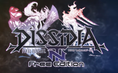Dissida Final Fantasy Free Edition Logo