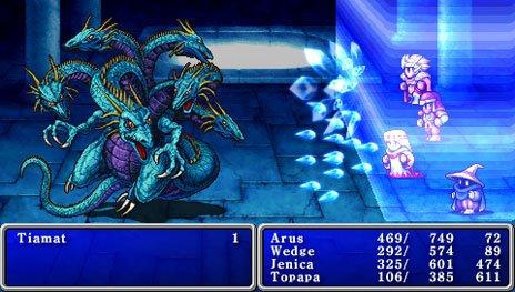 Final Fantasy I Review Final Fantasy Dojo
