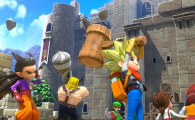 Dragon Quest Builders 2 Demo (DQB2