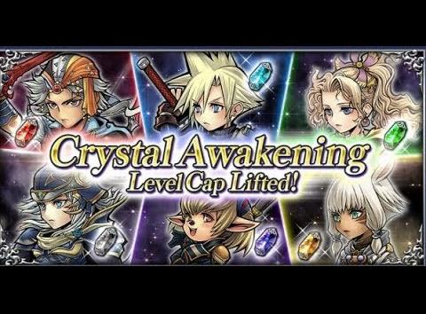 Crystal Awakening DISSIDA FINAL FANTASY OPERA OMNIA DFFOO